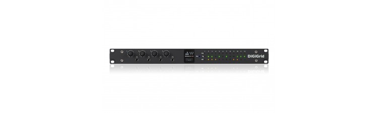 Digigrid IOX : Studio Networked Audio Interface