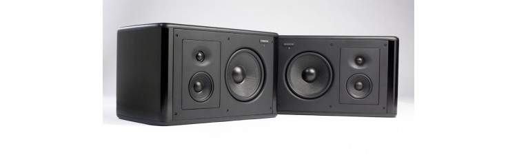 Sonodyne SM 300 L,R - 3 Way Active Reference Monitor