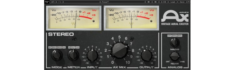 Waves: Aphex Vintage Aural Exciter