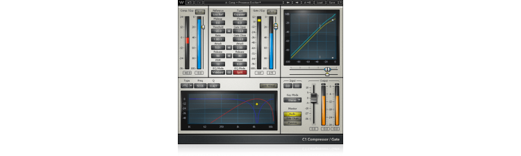 Waves: C1 Compressor