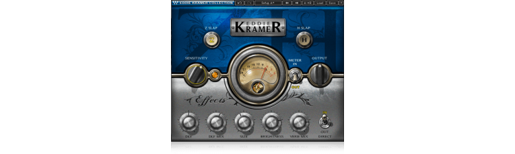 Waves: Eddie Kramer Effects Channel