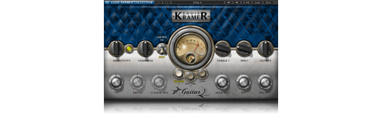 Waves: Eddie Kramer Guitar Channel
