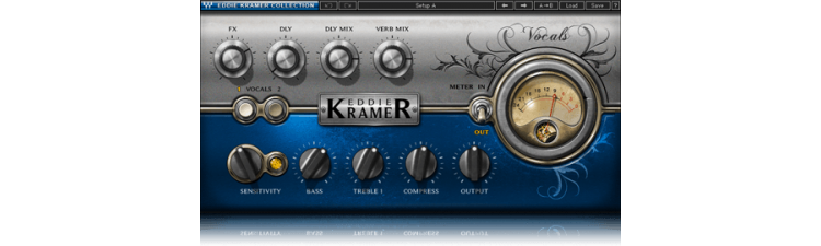 Waves: Eddie Kramer Vocal Channel
