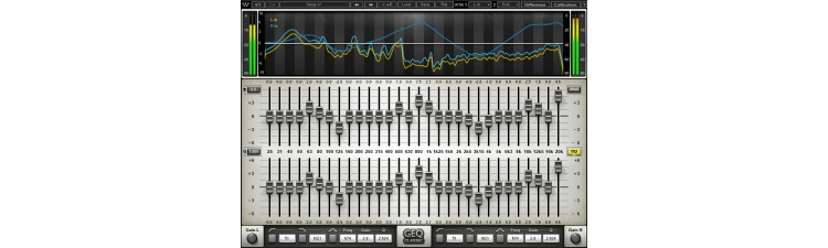 Waves: GEQ Graphic Equalizer