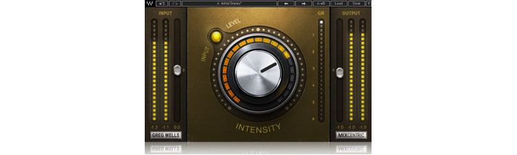 Waves - Greg Wells MixCentric