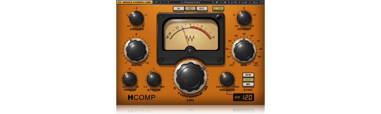 Waves: H-Comp Hybrid Compressor