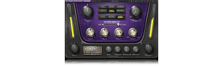 Waves: Manny Marroquin Reverb