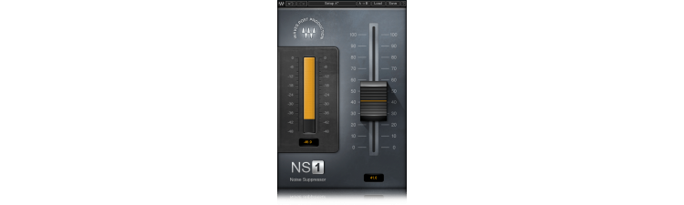 Waves: NS1 Noise Suppressor
