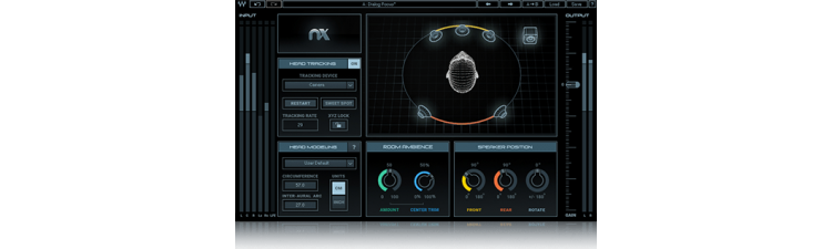 Waves: Nx – Virtual Mix Room over Headphones