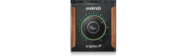 Waves: OneKnob Brighter