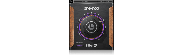 Waves: OneKnob Filter