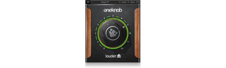 Waves: OneKnob Louder