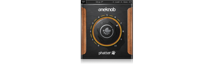 Waves: OneKnob Phatter
