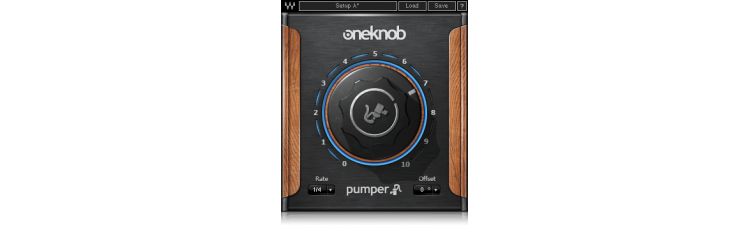 Waves: OneKnob Pumper