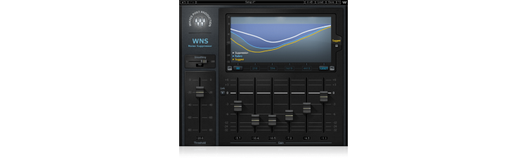 Waves: WNS Noise Suppressor