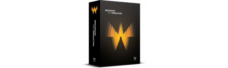 Waves: Broadcast & Production Bundle