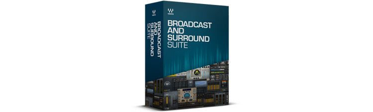 Waves: Broadcast and Surround Suite