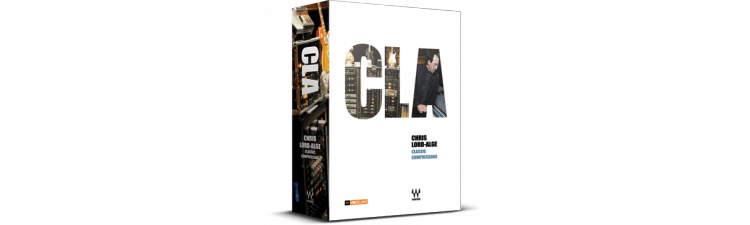 Waves: CLA Classic Compressors