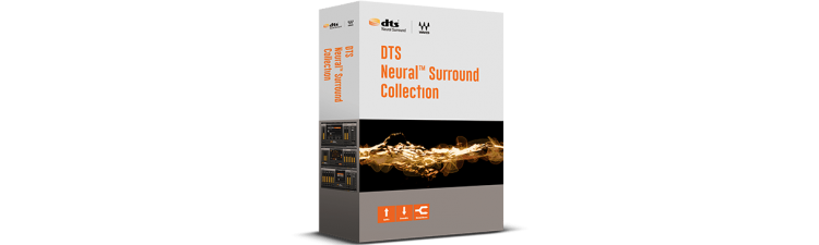 Waves - DTS Neural™ Surround Collection
