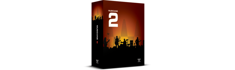 Waves: Musicians 2 Bundle