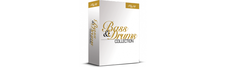 Waves: Signature Series Bass and Drums