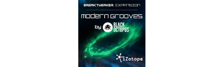 iZotope: Modern Grooves by Black Octopus