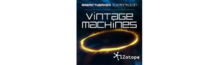 iZotope: Vintage Machines