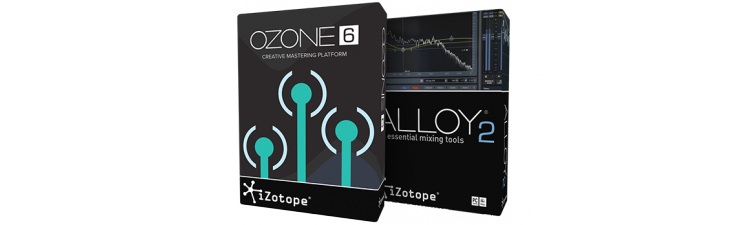 iZotope: Mix & Master Bundle