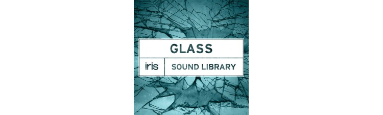 iZotope Sound Libraries for Iris GLASS