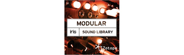iZotope Sound Libraries for Iris MODULAR