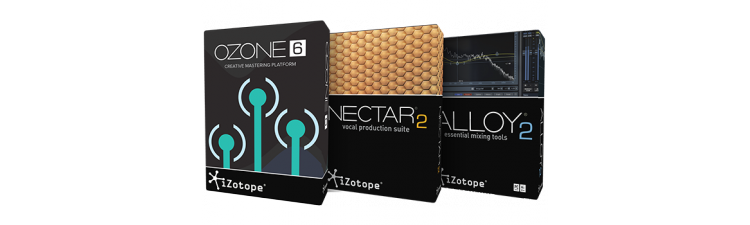 iZotope: Studio Bundle