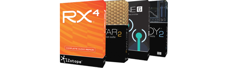iZotope: Studio & Repair Bundle