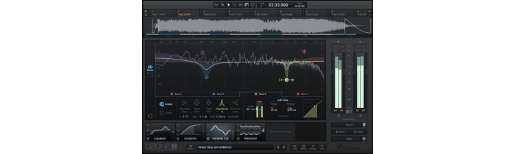 iZotope: Ozone 6 Advance - Complete Mastering System